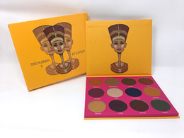 Wholesale New makeup colors palette eyeshadow generation with primer The nublan by Juvia s Highlight bronzer palette