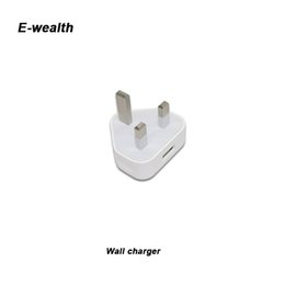 UK Colorful Wall Charger Adapter UK Plug USB home Travel adapter multi color for iPad 2 Air iphone 6 5 5S Samsung