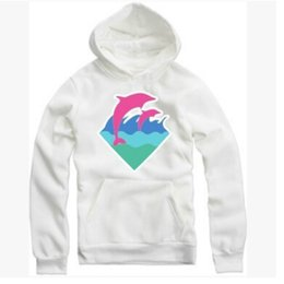 Wholesale New Autumn Winter Men Fashion Clothing Pink Dolphin Hoodies Sweater For Men Hiphop Sportswear M XL