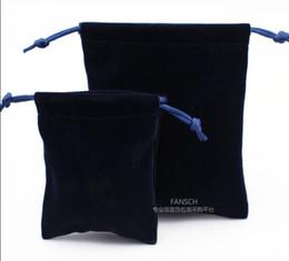 Wholesale Fleece flannel bag high grade jewelry bag accessories Wenwan small bag kit velvet gourd