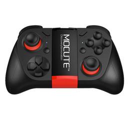Pc joystick en venta-2017 Mocute inalámbrico Bluetooth Game Controller Joystick Gamepad Joypad para teléfonos inteligentes Soporte Universal Android / iOS / PC