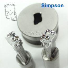 Wholesale Simpson Tablet press Die Mold Pill Press Mold Punch Die Mould for Single Punch Pill Press Machine TDP T X6mm