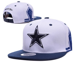 Wholesale new Dallas Adjustable cowboys Snapback Hat Snap Back Hat Football Cheap Hat Adjustable men women Baseball Cap offer albums