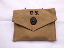 Wholesale WWII US Army First Aid Pouch US050