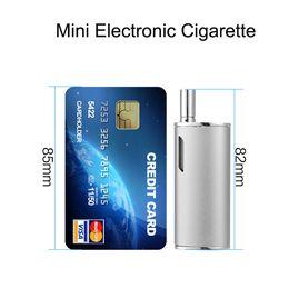Wholesale Cheapest Vape Mods - OEM Mini e cig H10 650mah temperature Control mods box cheap CBD Vape Mod Box Electronic Cigarette
