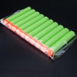 Wholesale of PC cm NERF N Strike Darts set for Hasbro Child Gun Toys foam Bullet Refill dart Soft Bullet