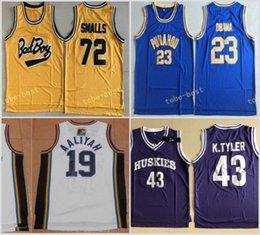 Wholesale Bad Boy Notorious Big Biggie Smalls Jersey Punahou Barack Obama Basketball Jerseys Marlon Wayans Kenny Tyler Bricklayers Aaliyah