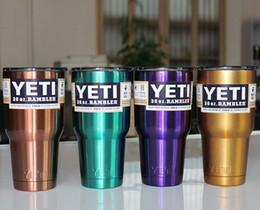 Wholesale yeti roadie yeti cooler bags Yeti ounce Rambler cup Ombre Authentic Yeti brand