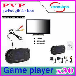 30pcs Game Console de jeu vidéo à main 3,0 pouces rétro joueur de jeu cadeau parfait pour les enfants YX-XK-PVP à partir de enfants jeux vidéo fournisseurs
