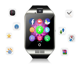 Wholesale DZ09 Smart Watch With HD Display Bluetooth Connection Support Music Player Phone Calling Sedentary Reminder for iphone Android Phone