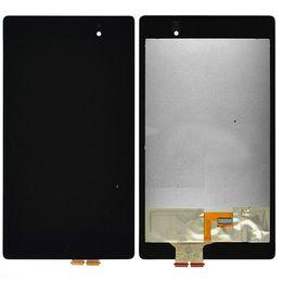 Promotion écran tactile google Wholesale-Pour ASUS Google Nexus 7 FHD 2e 2013 ME571K Touch écran LCD digitizer Assemblée