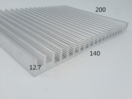 Wholesale Made in China high quality and low price aluminum industrial extrsion profile for heat sink Aluminum Radiator