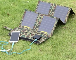 26W high efficiency flexible folding solar chargers can be used for outdoor mobile power solar panels