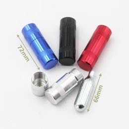 Wholesale Great being Colorful Greata aluminium cream whipper bottle opener suitable for length of mm in diameter mm NO2 bottles