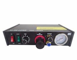 Wholesale Semi automatic Glue Dispenser AB UV Glue Dispenser Solder Paste Liquid Controller for SMD PCB