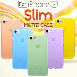 Wholesale 0 mm Ultra Thin Slim Matte Frosted Transparent Clear Soft PP Full Cover Case for iPhone Plus S MOQ