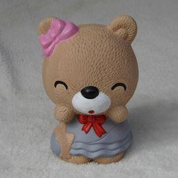 Ceramic piggy bank cute Piggy Coin jar size change ornaments desirable piggy bank special offer
