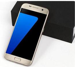 2017 goophone 5.5 inch S7 edge 64bit Dual core show 4G 3GB RAM 64GB ROM smartphone android 6.0 goophone s7 edge Metal frame