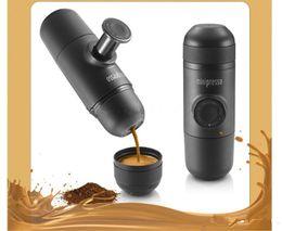 Wholesale Mini Manual Portable Coffee Maker Manually Handheld Pressure Espresso Coffee Machine Pressing Wacaco Machine