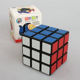 Toycity shengshou 3x3x3 speed Magic cube Professional Racing cube educational top square cube Twist puzzle hot selling in the world SS003