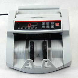 Wholesale Money Counter UV MG Automatic UV MG IR DD detection Suitable for most currencies in the world
