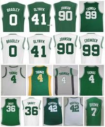 Wholesale 0 Avery Bradley Jaylen Brown Isaiah Thomas Kelly Olynyk Marcus Smart Al Horford Amir Johnson Jae Crowder Basketball Jerseys