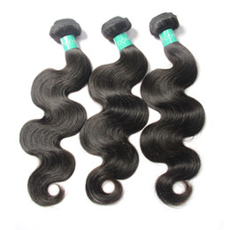 Indian Virgin Hair Body Wave 3 Bundles offres Unprocessed Indian Virgin Remy Hair Weave Body Wave Extensions de cheveux humains 10
