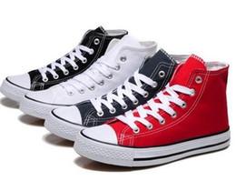 Altos tops hombres 45 en venta-RASGÓN RÁPIDO de RENBEN de los zapatos clásicos de la zapatilla de deporte de los zapatos de lona de los Alto-Top de los zapatos de lona de los hombres /
