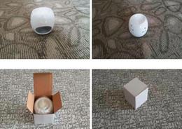 White Porcelain Incense Burner Candles And Essential Oil Burner Home Furnishing Decoration Air Clean