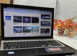 Descuento computadoras portátiles para la venta A estrenar en la acción en el netbook del ordenador portátil de la pantalla ancha de la venta 15.6 pulgadas tamaño WIN7 O.S 4gb ram + 500gb hdd liberan la entrega express de DHL