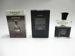 2017 HOT Christmas gift 3.4OZ EDP creed aventus perfume men cologne top quality