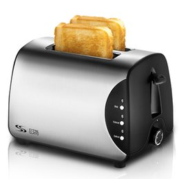 Wholesale 220v Intelligent Multi Functional Automatic appliances bread baking machine household cake baking bread toaster machine toast maker machine