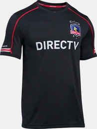 Wholesale COLO COLO AWAY JERSEY EMBROIDERY PATCH CHILEAN LEAGUE HOME JERSEY