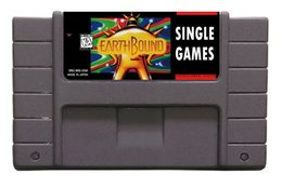 Wholesale super nes sigle games CNDAN USA version Earthbound