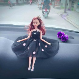 Black Princess Wedding Barbie dolls Wedding Doll with Active joint Handmade doll Automobiles & Motorcycles