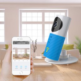 Ip ios came en Ligne-Clever Dog Wireless Wifi Baby Monitor Caméra IP 720P Intelligent Alertes IR Nightvision Intercom Caméra Wifi Cam pour iOS Android DOG-1W
