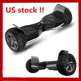 Wholesale 2017 US Stock Self Balancing Scooter Hoverboard Electrc Scooter All Terrain inch Alloy Wheel W Dual Motor Classic Series