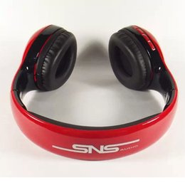 Almas inalámbricos en Línea-Hot Bass Game Headset Soul SL150 Auriculares inalámbricos Bluetooth Estéreo Tarjeta de apoyo TF con FM teléfono móvil música streaming caja al por menor