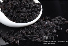 Wholesale effective slimming oil black oolong tea g Chinese health care wulong organic lose weight strong aroma tea