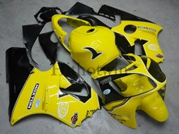Wholesale Aftermarket yellow ABS Fairing For Kawasaki ZX12R ZX R Motorcycle Body Kit