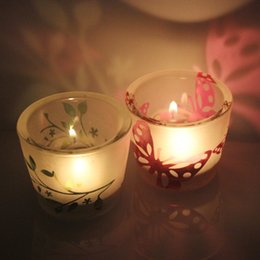Wholesale Gardening supplies mosaic Candlestick lamp garden decorations warm holiday gift gifts factory direct supply of foreign trade