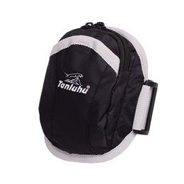 Sports Armband double poches Multifonctionnel extérieur bras sacs bande réglable imperméable téléphone portable poignet sacs multi couleurs choix à partir de choix de sports fournisseurs
