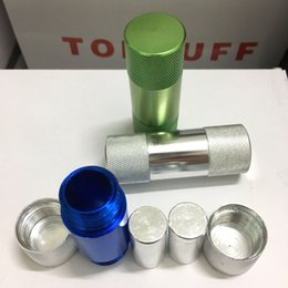 drop shipping Kitchen Dining Bar Mills Tools herb pollen press Pollen Compresor Quality Aluminum Smoke Pressure Device