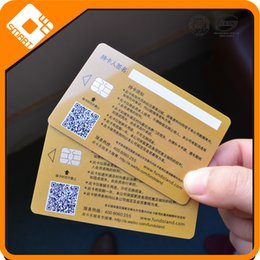 smart card with magnetic stripe rfid card standard size rfid card with signature panel
