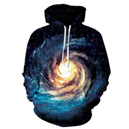 Youthcare Hoodie for Men and Women 3D printed Galaxy Volution Hoodie Oversize Pullover Long sleeve tops Sweater