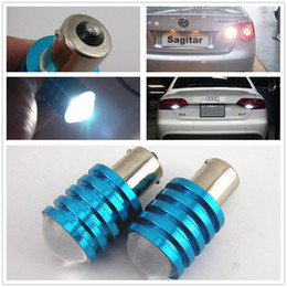 2-Pcs-1156P-BA15S-7W-Cree-Q5-LED-Pure-White-Car-Signal-Reverse-Light-Lamp-Bulb