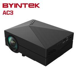 Wholesale best new diamond design mini gM60 Home Theater Video LCD cinema piCO HDMI Portable projector fULi hD P LED projetor
