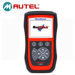 Wholesale New MaxiCheck Airbag ABS Application Diagnostic Scanner Tool Autel MaxiCheck Airbag ABS SRS Light