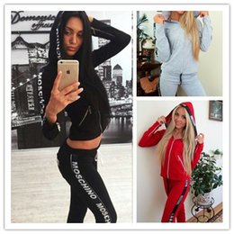 Wholesale Europe Station New Best Sellersautumn long sleeve Ma am Printing Motion Leisure Time Suit hoodies Printed skirt set women sports tracks