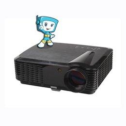 Vente en gros (Smart Life) 2016 RD-806B Full HD 1080p Business Education, Projecteur de théâtre à domicile LED viennent avec HDMI TV VGA AV Fonction à partir de cinéma maison intelligente fabricateur